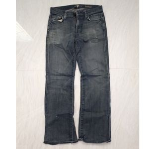 7 for all mankind mens bootcut jeans